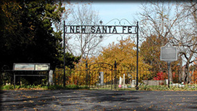 Photo of New Santa Fe Cemetery